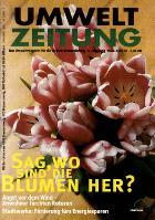 Titelseite Umweltzeitung